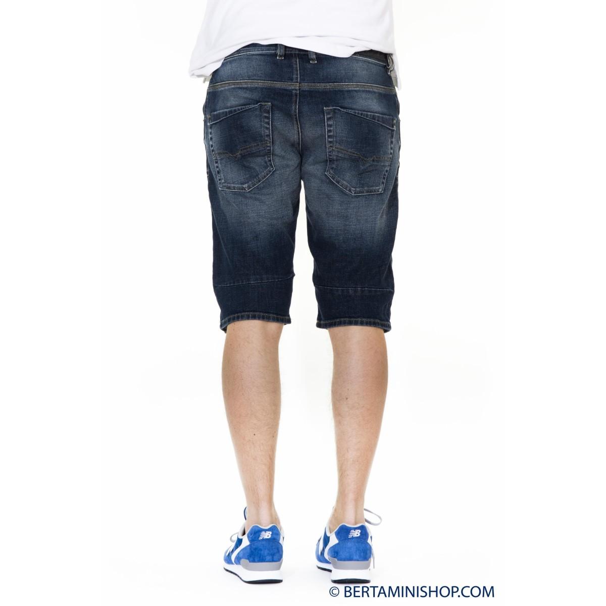 Bermuda Diesel Man - Kroshort Bermuda Jeans