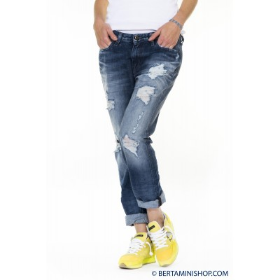 Jeans Diesel Donna - Rizzo Jeans Strappato