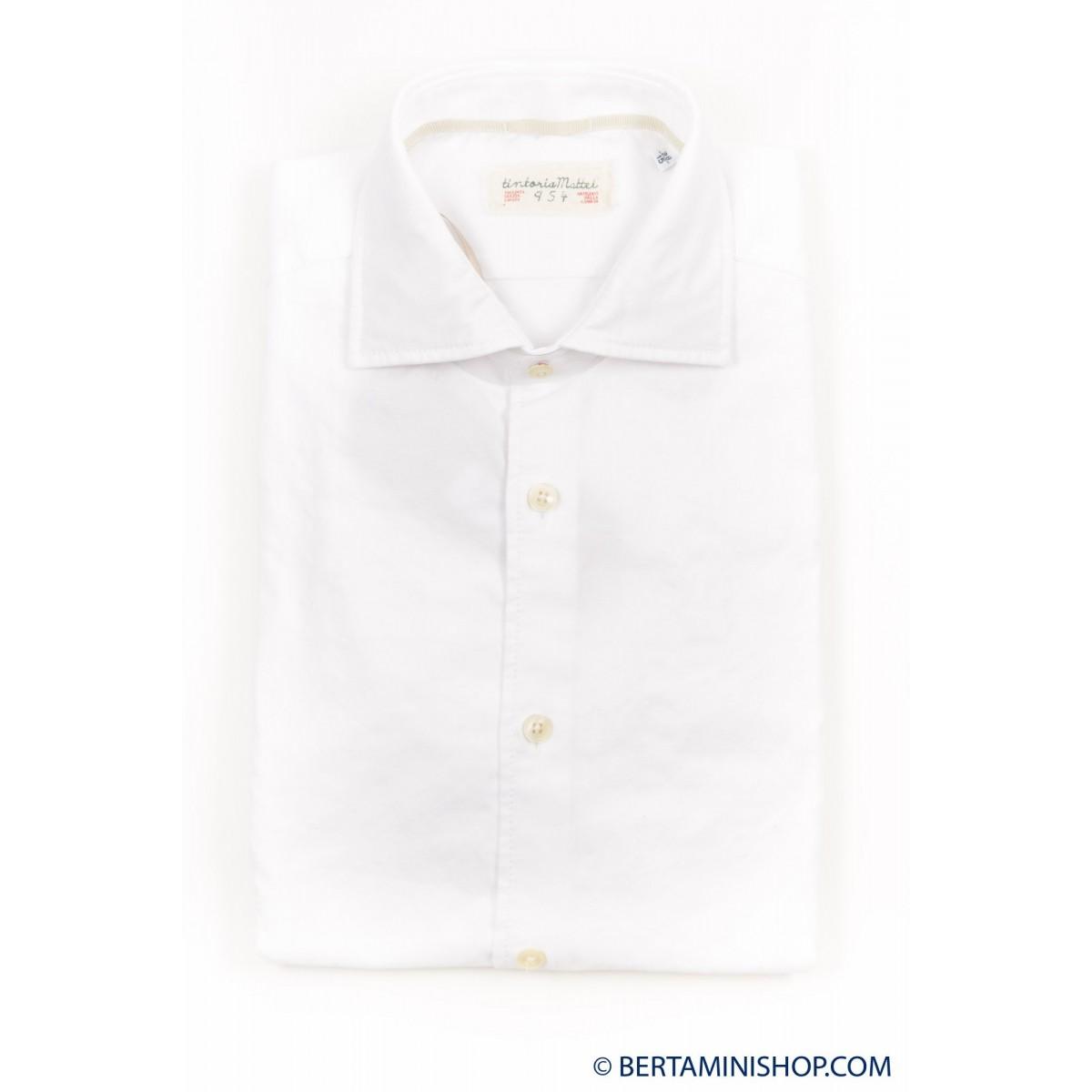 Shirt Tintoria Mattei 954 Man - TQ4 NJM