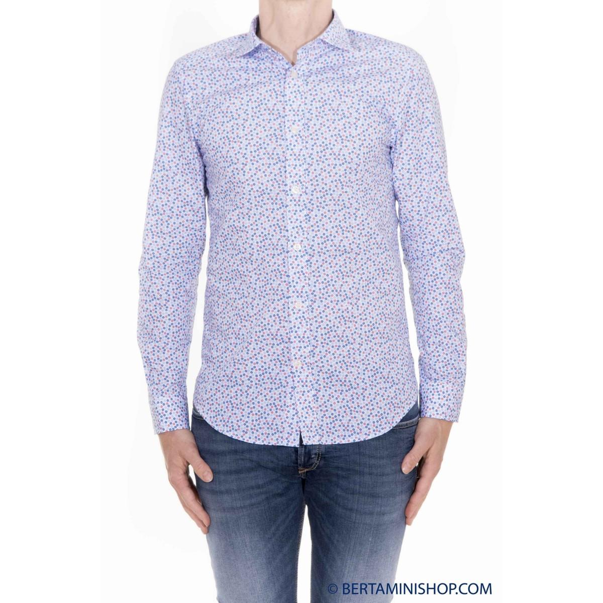 Shirt Diesel Man - S-Trop Camicia Stampa 88H