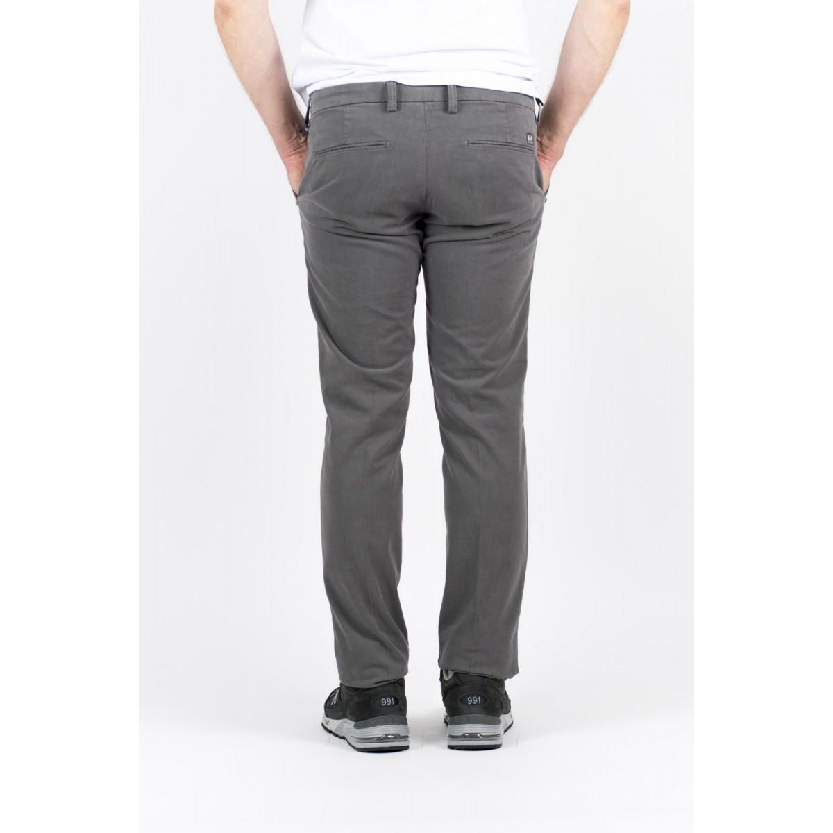 Trousers Entre Amis Man - A15 8201 302 - Grigio