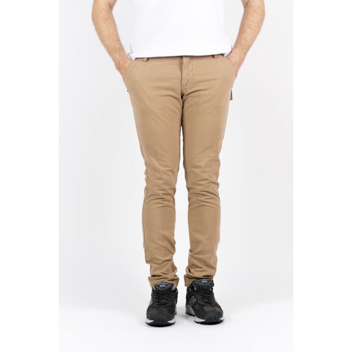 Trousers Entre Amis Man - A15 8201 504 - Nocciola