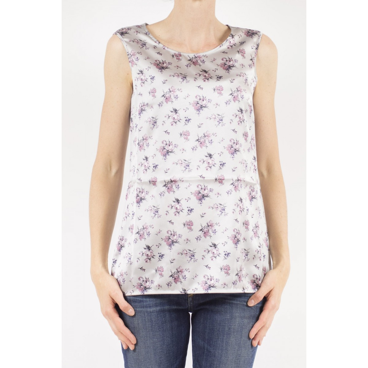 Top  Kangra Woman - 7850/30 29 - grigio