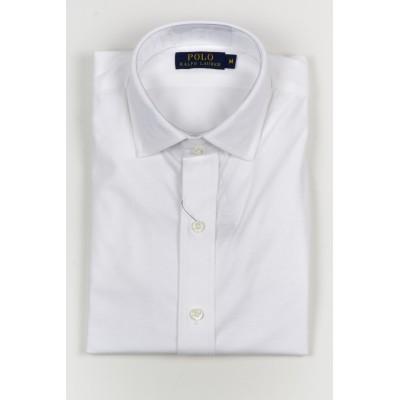 Camicia uomo Ralph lauren - A18kscn7cggfq A1000 Bianco