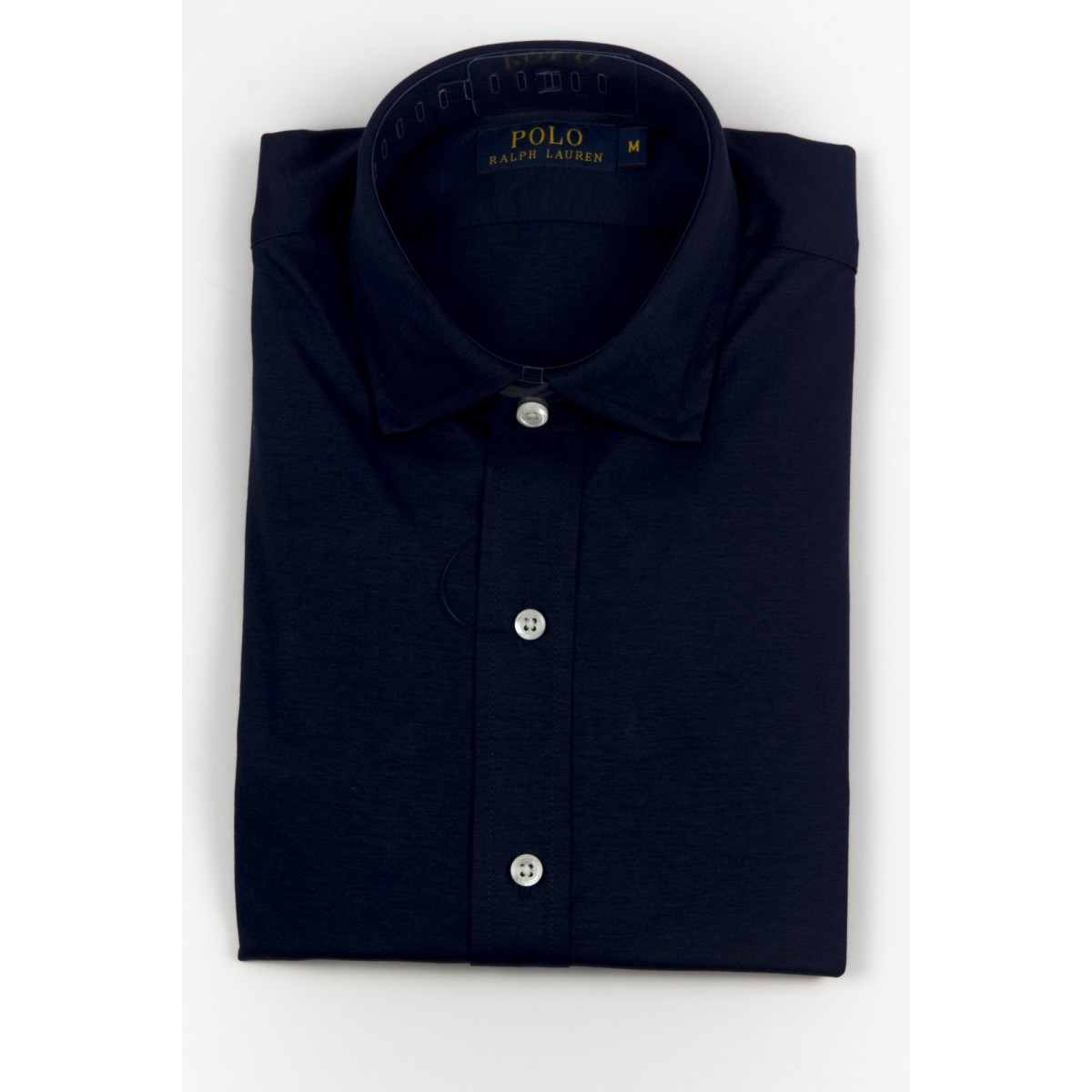 Shirt Ralph Lauren Man - A10Kjp18Cways A4560 - blu