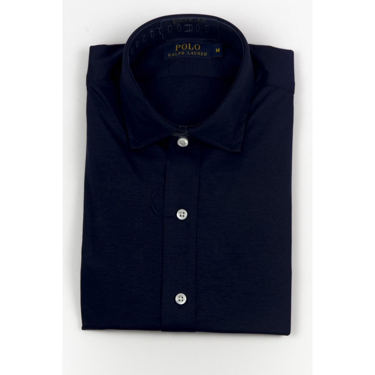 Shirt Ralph Lauren Man - A10Kjp18Cways A4560 - blu