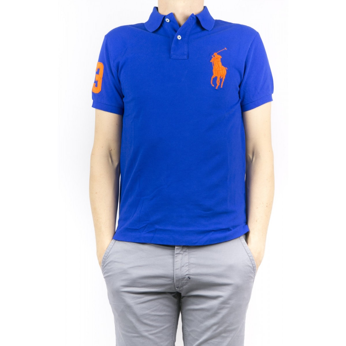 Polo Ralph Lauren Man - A12Kaa26C8312 A4SAP - bluette