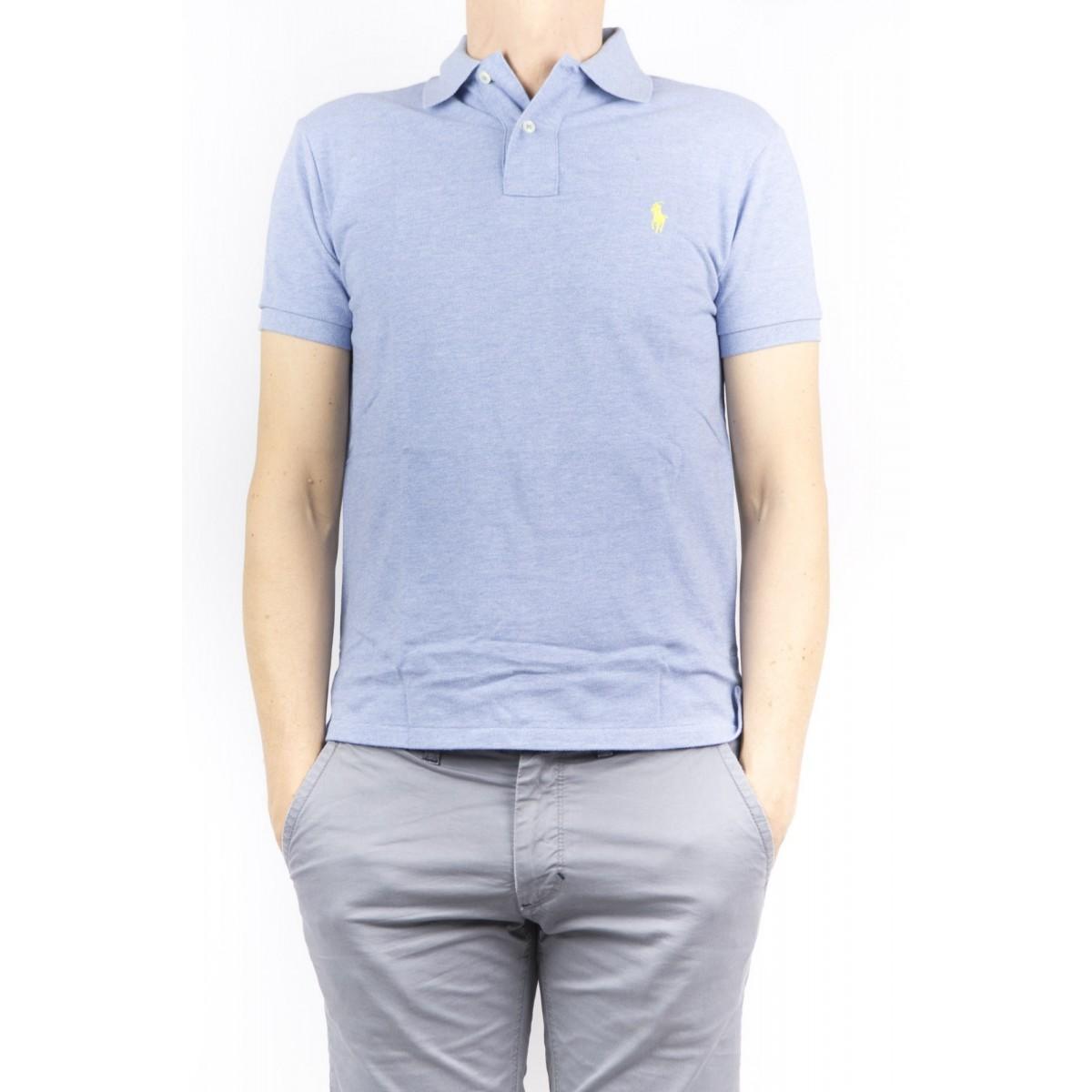 Polo Ralph Lauren Manner - A12Kaa09C8312 A41JH - melange azzurro