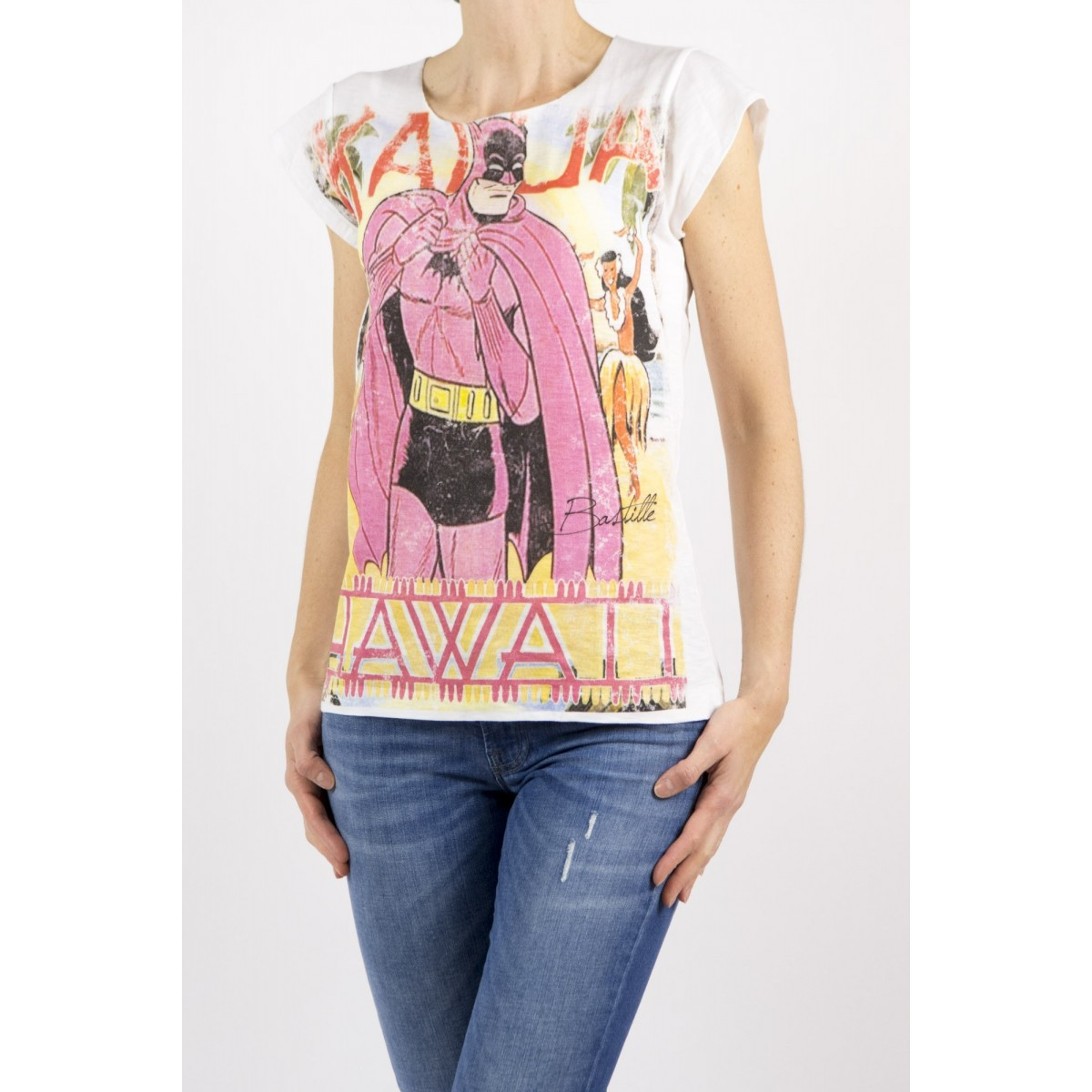 T-Shirt Bastille Woman - 2.3 T-Shirt Hawaii