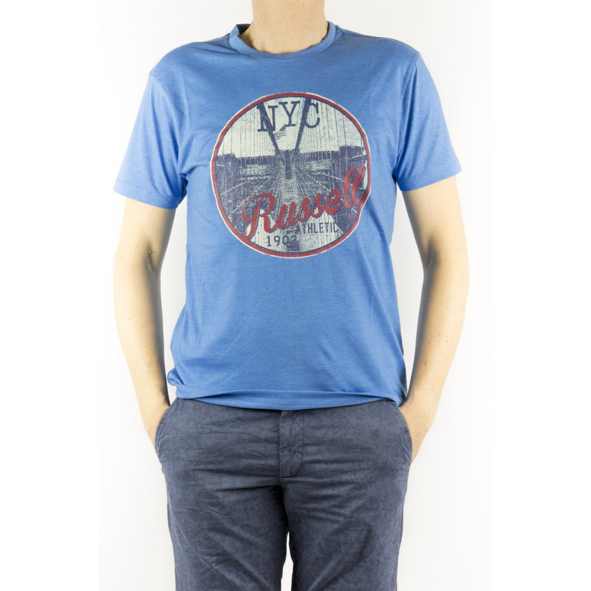 T-Shirt Russell Athletic Vintage - Russell Athletic Vintage A5 612 - 1