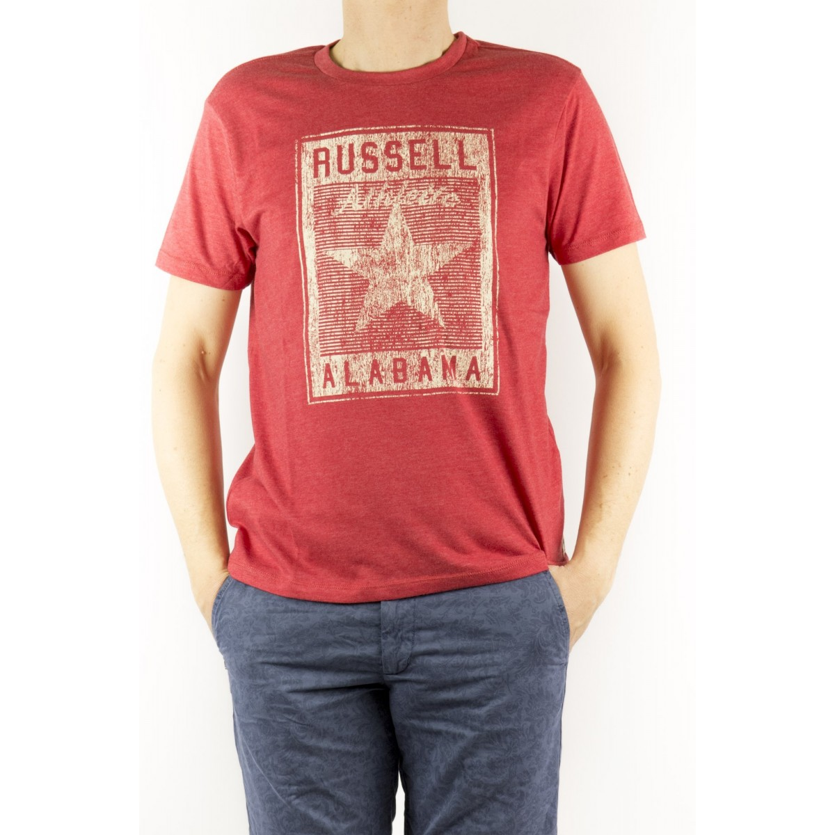 T-Shirt Russell Athletic Vintage - Russell Athletic Vintage A5 618 - 1