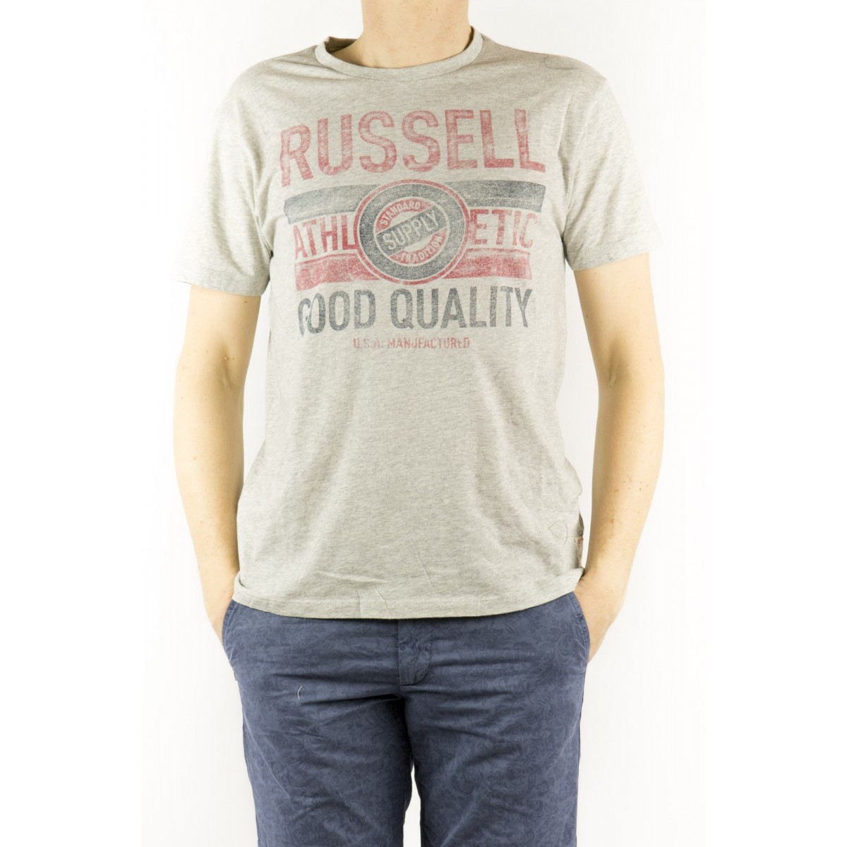 T-Shirt Russell Athletic Vintage - Russell Athletic Vintage A5 617 - 1