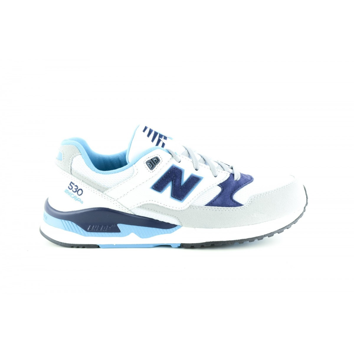Shoes New Balance Man - 530 AAC - bianco blu