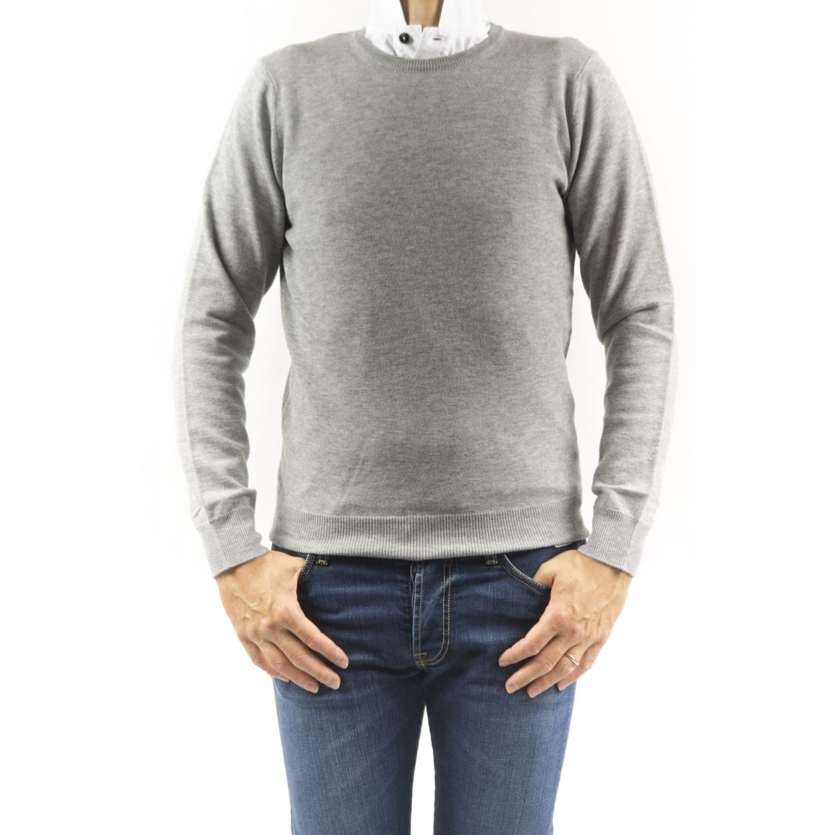 Jumper Kangra Man - 9008/01 15 - corallo