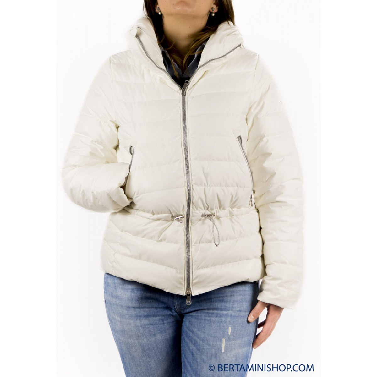 Down Jacket Ralph Lauren Woman - V30Id956Yd210 B1X18 - Avorio