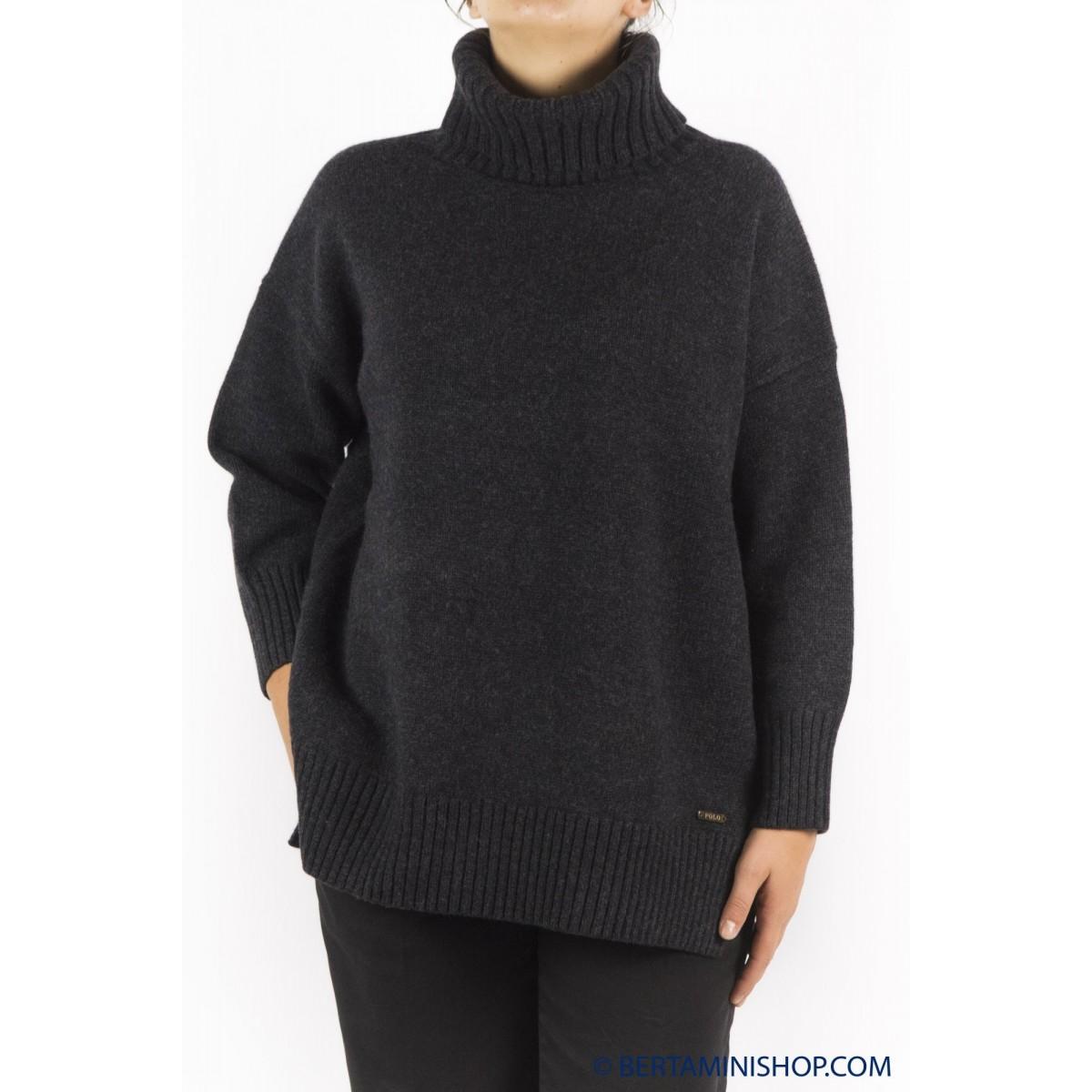 Pullover Ralph Lauren Frauen - V39Id318Wd236 BBD15 - Antracite