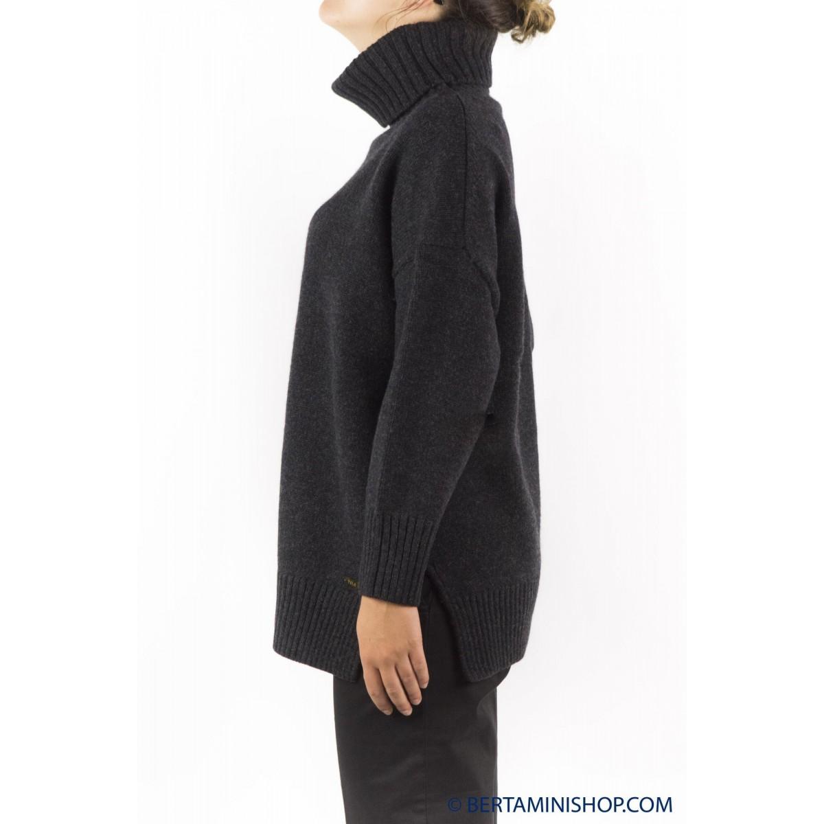 Jumper Ralph Lauren Woman - V39Id318Wd236 BBD15 - Antracite