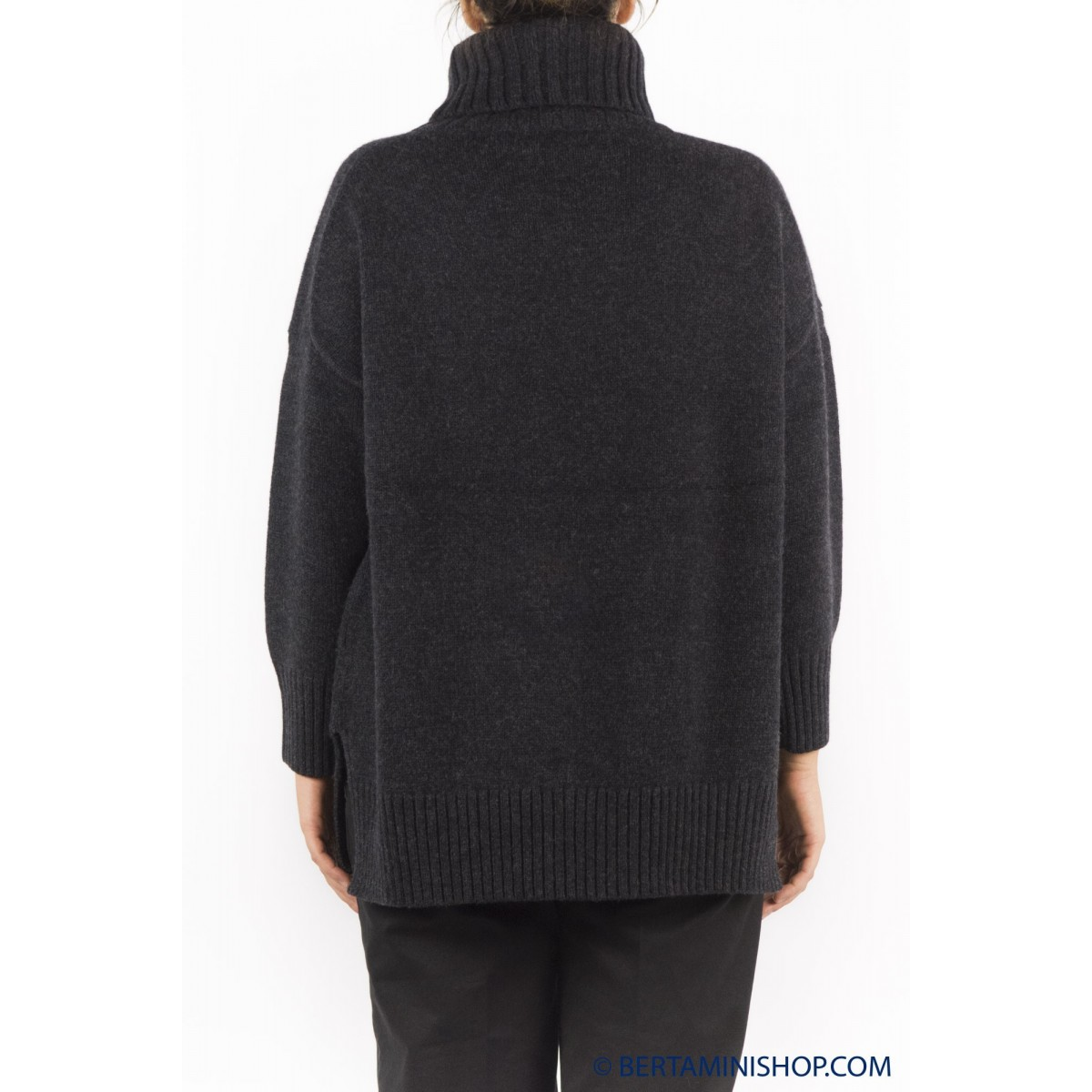 Jumper Ralph Lauren Woman - V39Id318Wd236 BBD15 - Antracite
