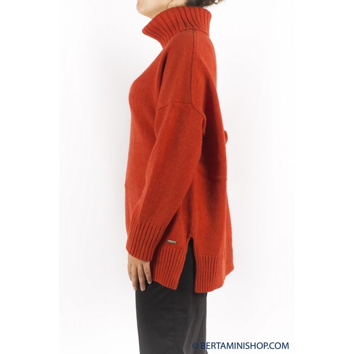 Maglia donna Ralph lauren - V39id318wd236 B8D14 - Arancione