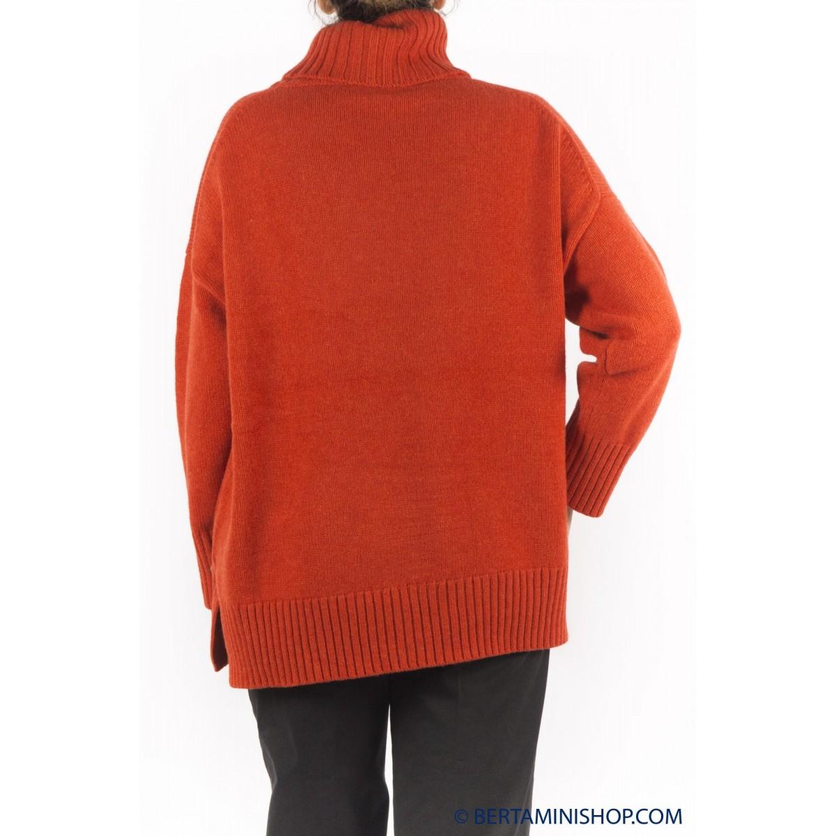 Jumper Ralph Lauren Woman - V39Id318Wd236 B8D14 - Arancione