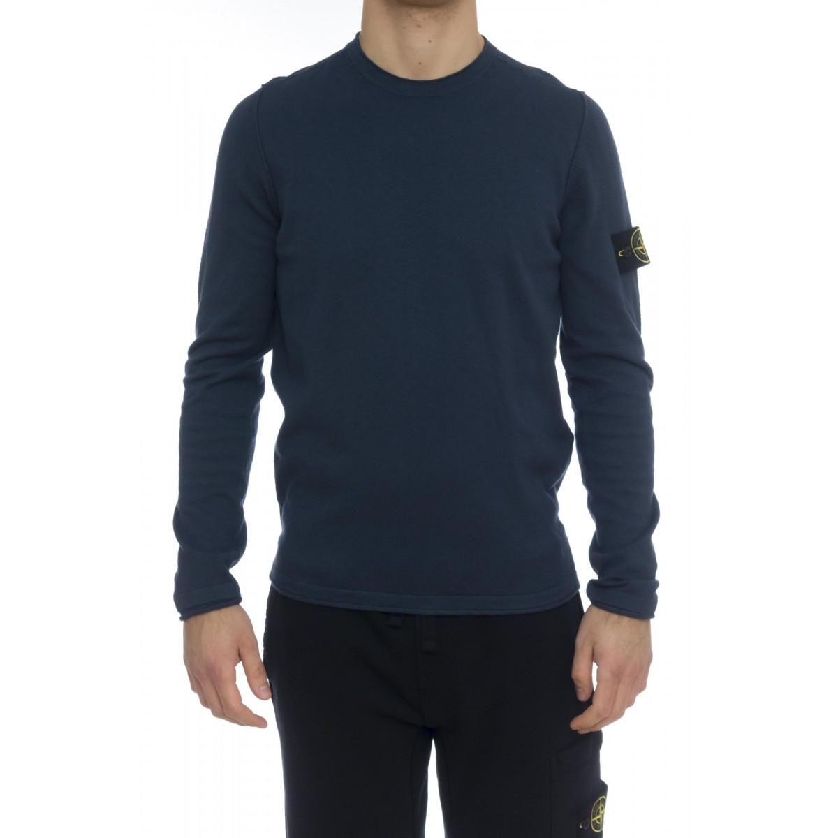 Maglieria - 502b0 maglia cotone nylon rasato