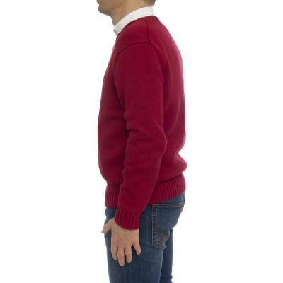 Camicia - 727573 maglia cotone grosso girocollo