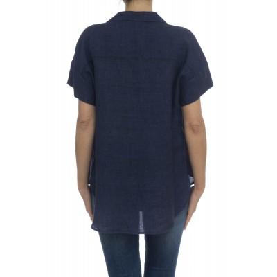 Camicia donna - Nihoa l7020 camicia lino