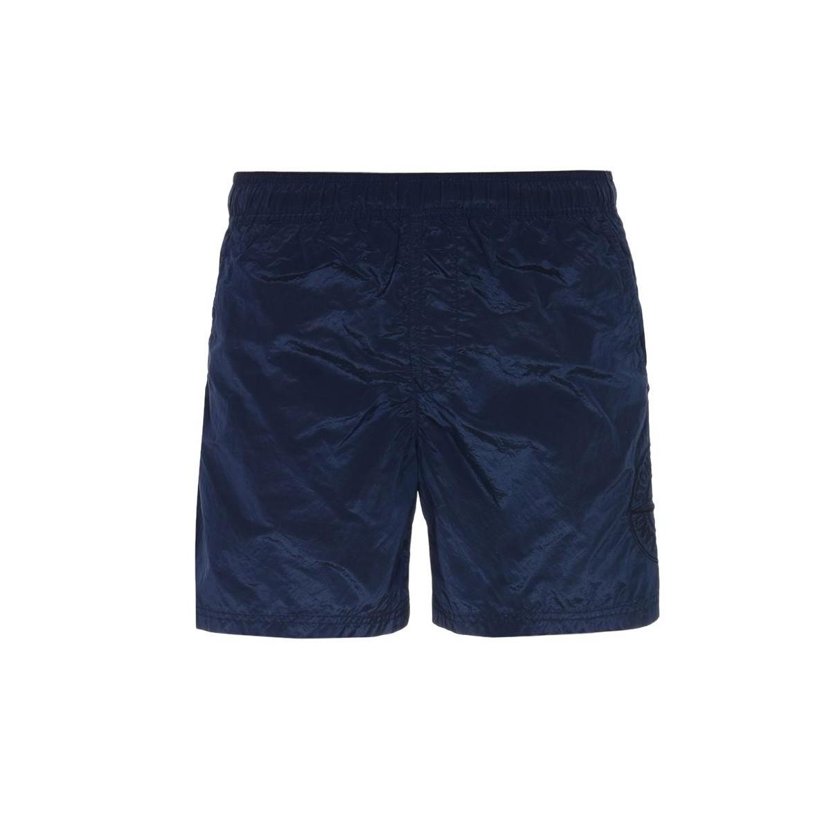 Bermuda - B0943 nylon metal short bagno