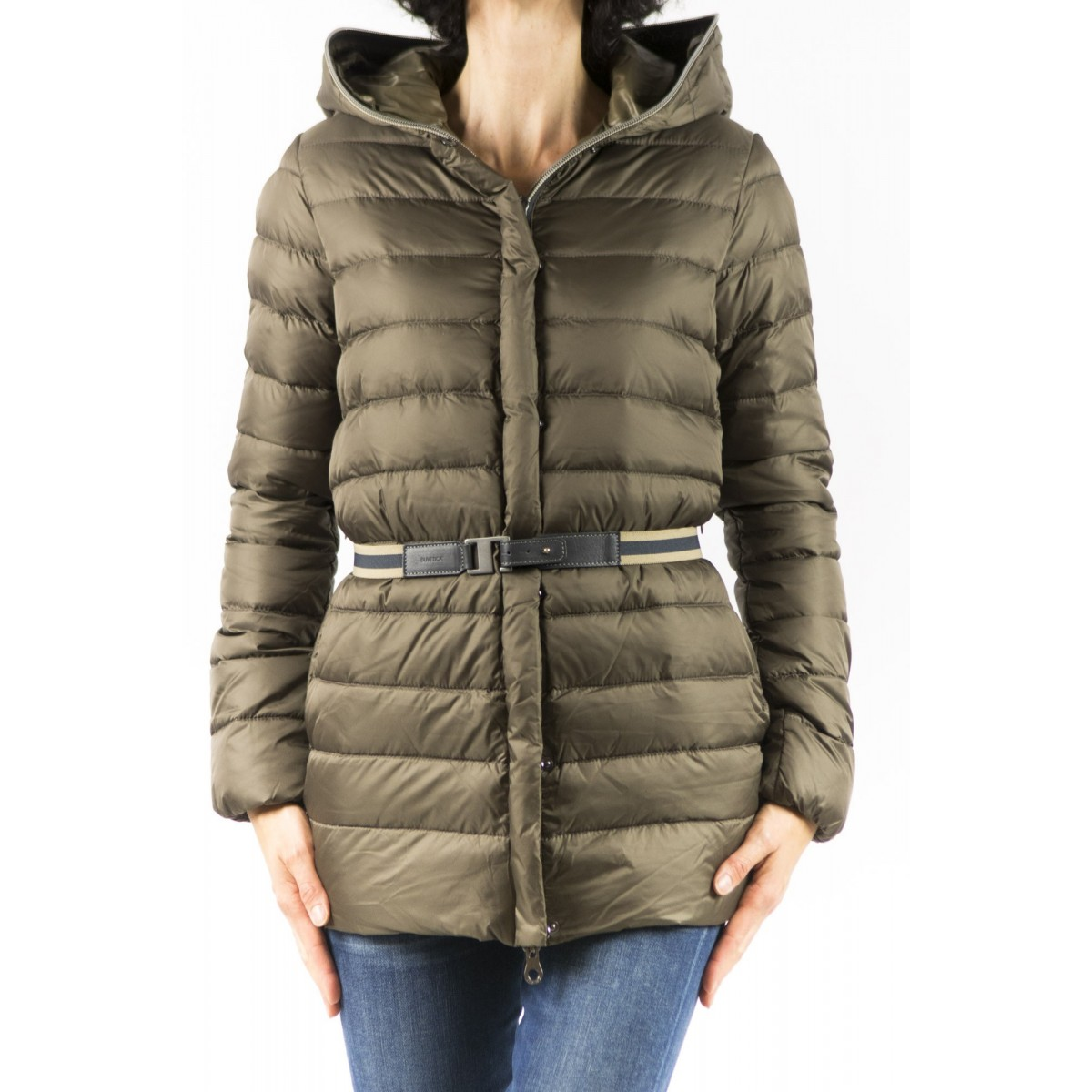 Down Jacket Duvetica - Morthond 152-D.4360.00/1164 919 - Carbone
