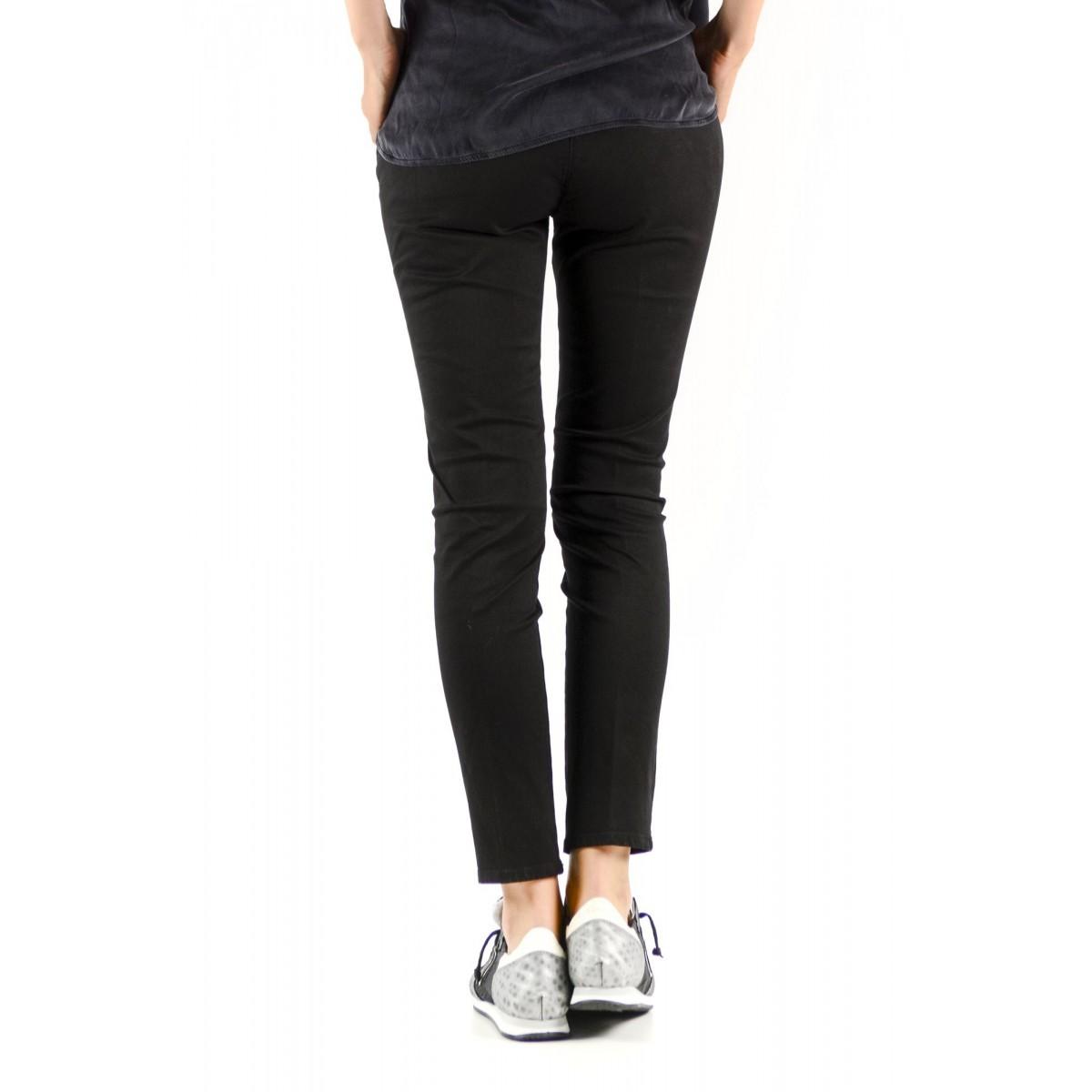 Trousers Department Five Woman - D11P52 T1101 999 - nero
