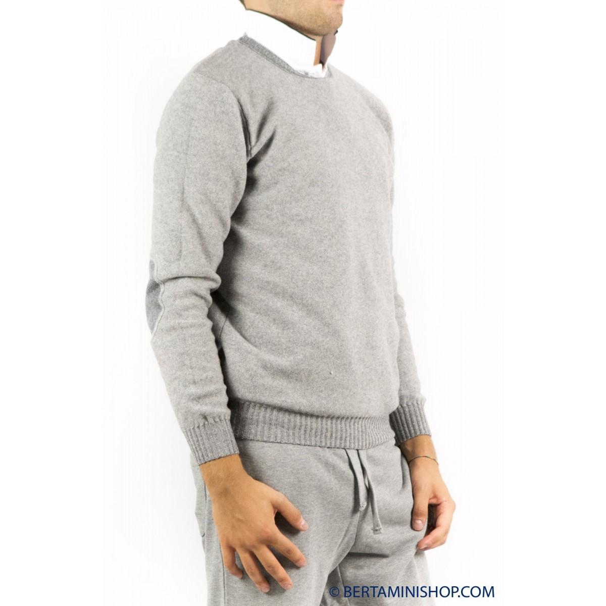 Pullover Jurta Herren - A103 306-115 Grigio antracite