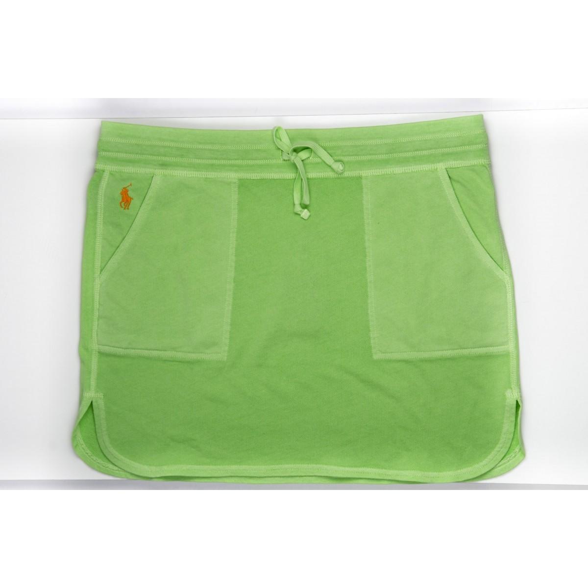 Gonna corta Ralph lauren - V38ir839br102 B3R00 - Verde
