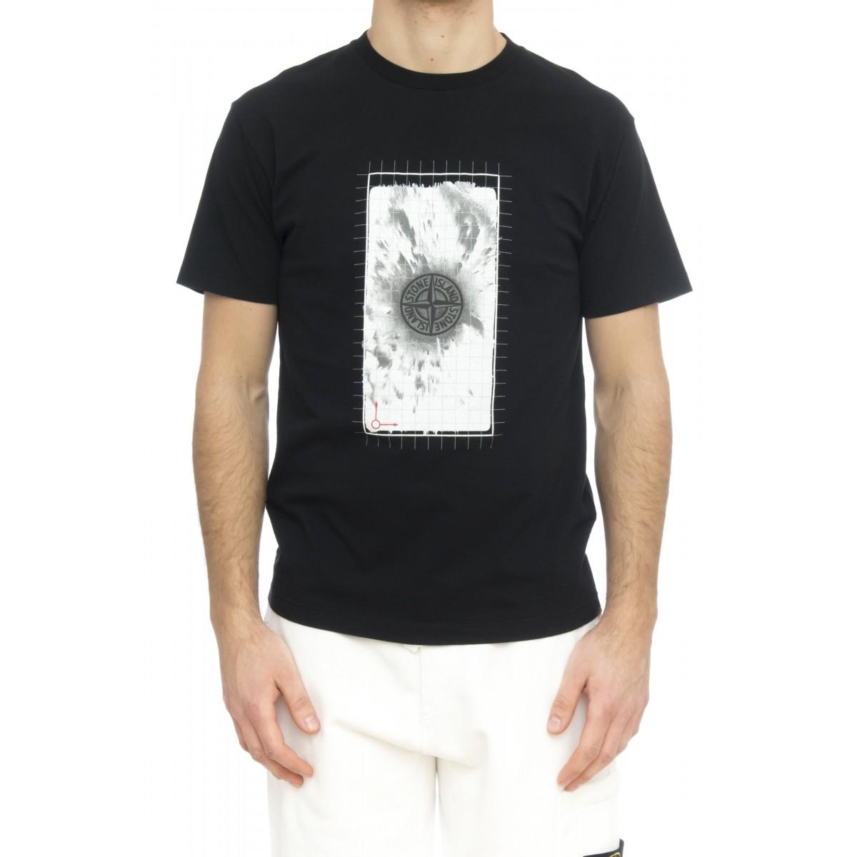 T-shirt uomo - 2ns87 t-shirt stampa
