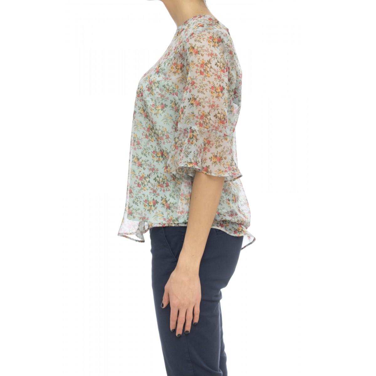 Camicia donna - 2572 camicia fantasia