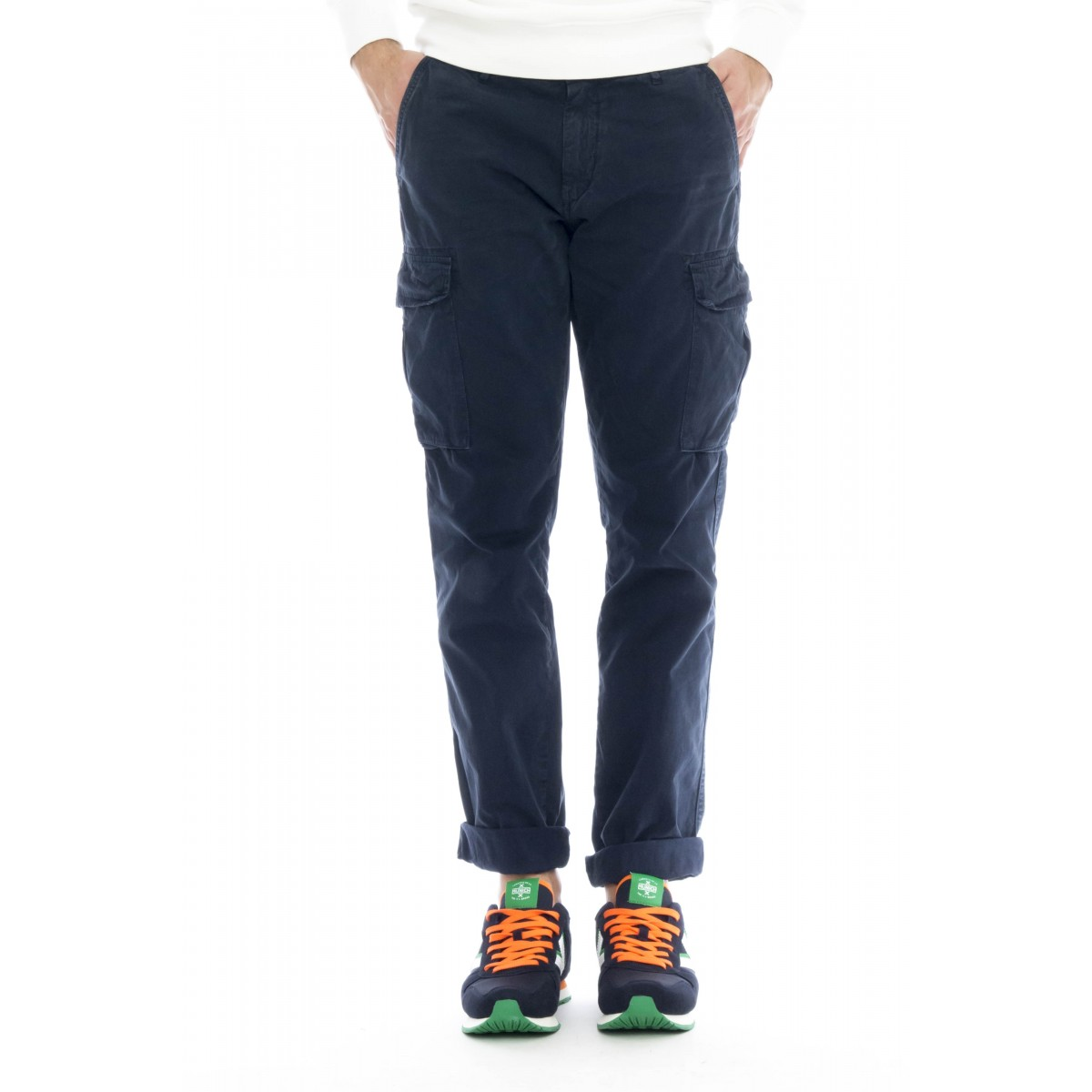 Pantalone uomo - Aiko 3745 tasconato