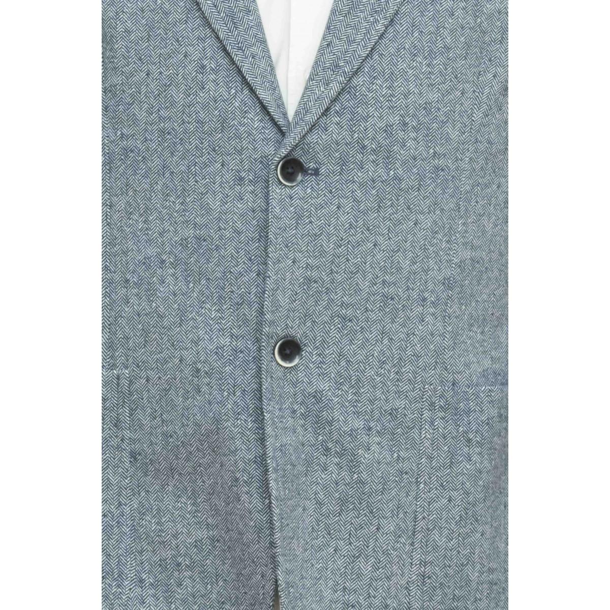 Giacca uomo - Cn2238 giacca jersey special print spigato