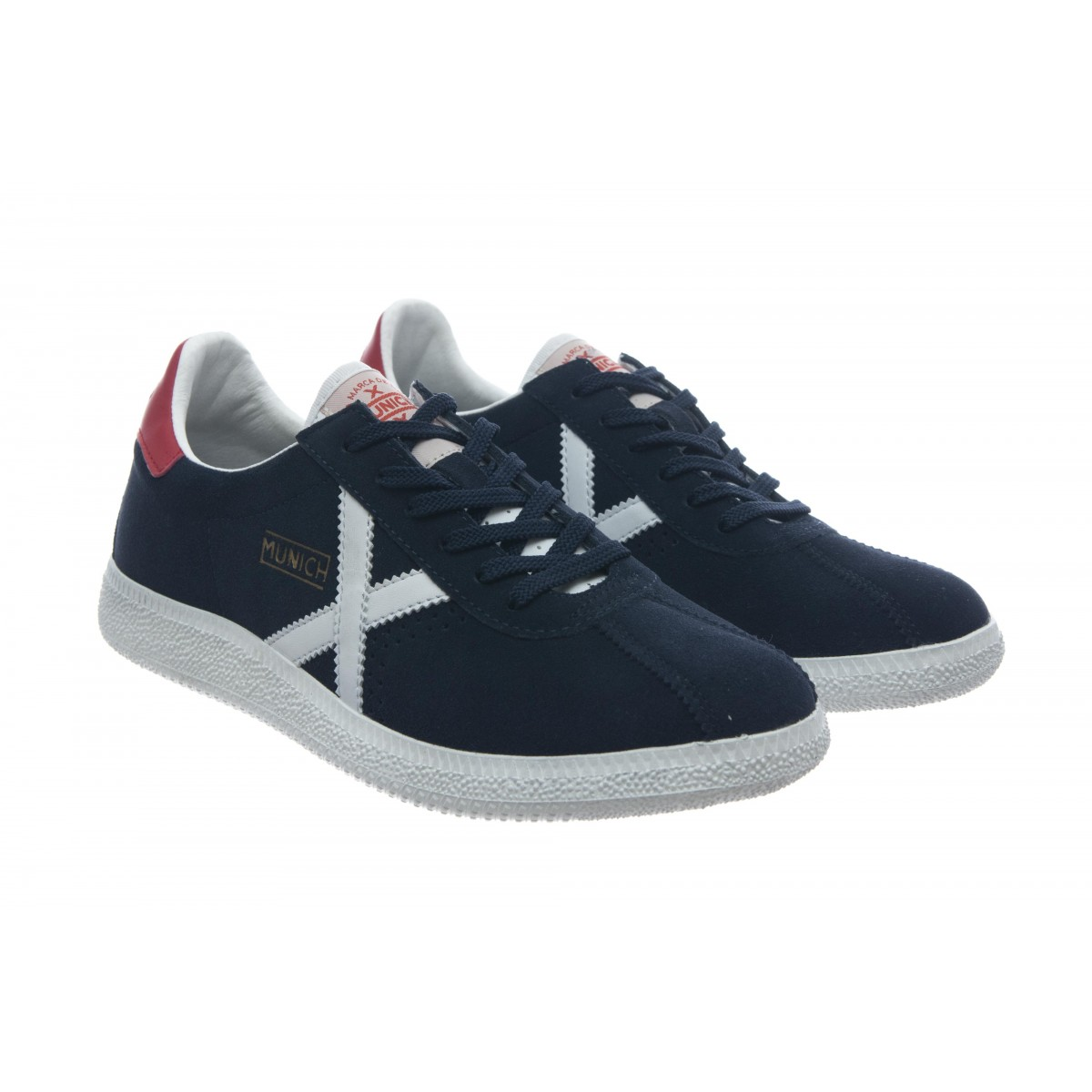 Scarpe - Barru sneakers uomo suede