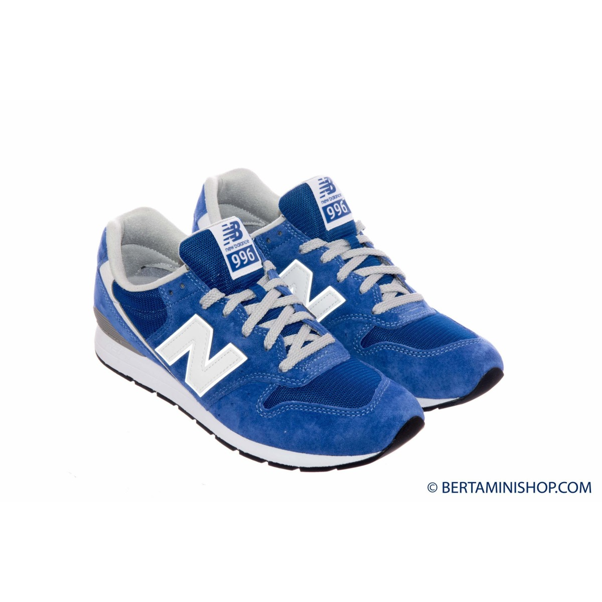 Schuhen New Balance Manner - MRL 996 KC - Azzurra