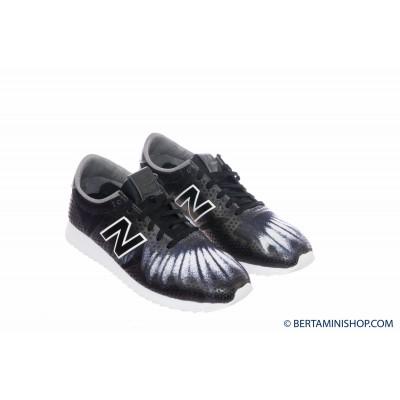 Shoes New Balance Woman - WL 420 Running '70 DFC - Nero grigio