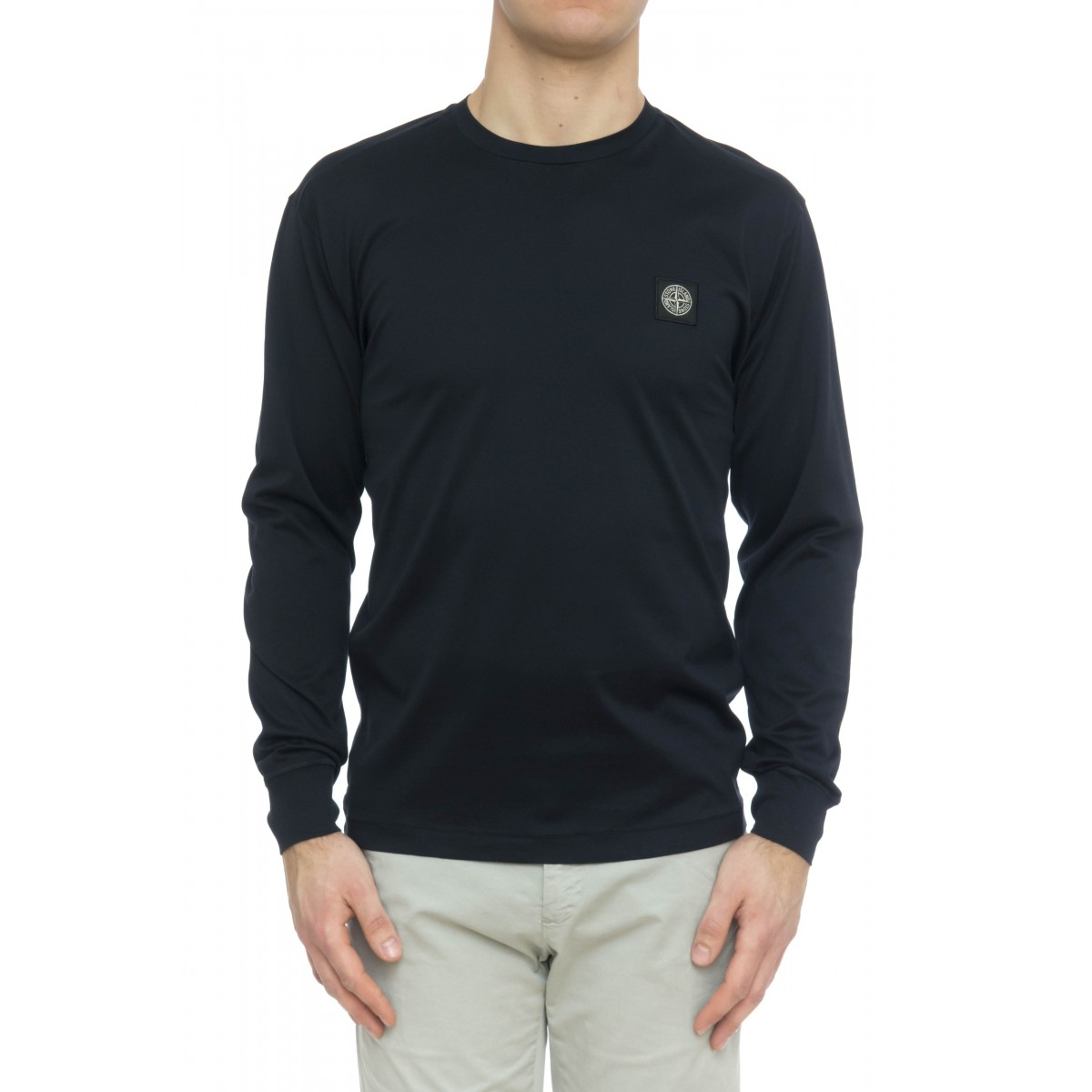 T-shirt uomo - 22713 t-shirt manica lunga