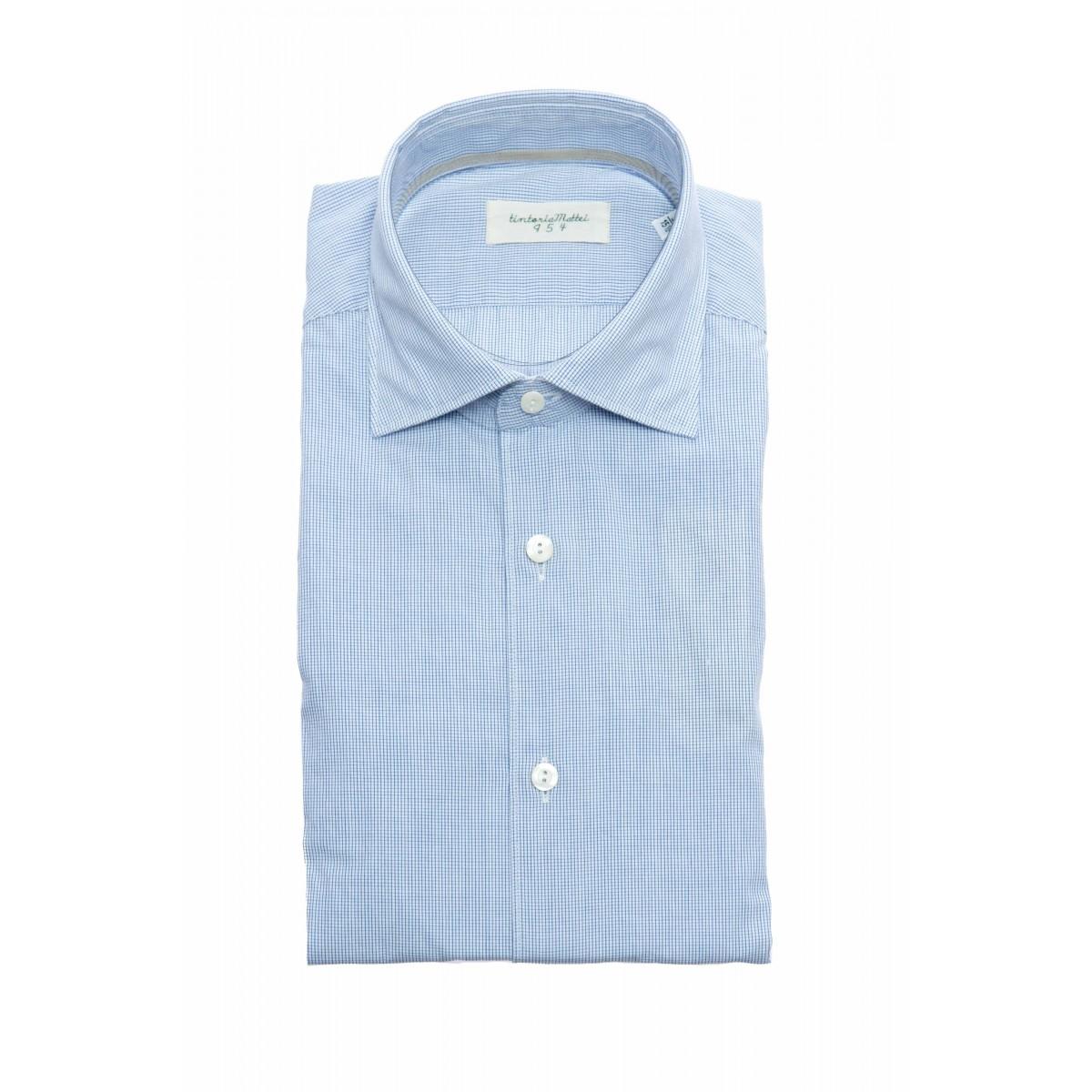 Camicia uomo - Ad0 njw camicia slim riga