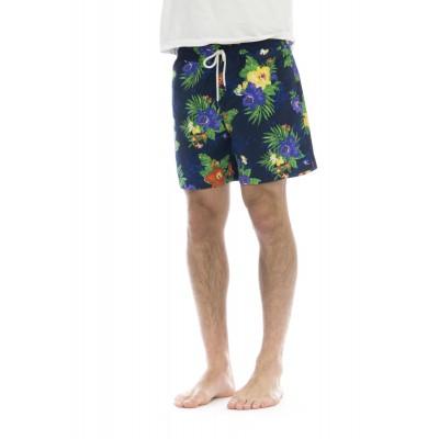 Bermuda - 739200 short stampa fiore