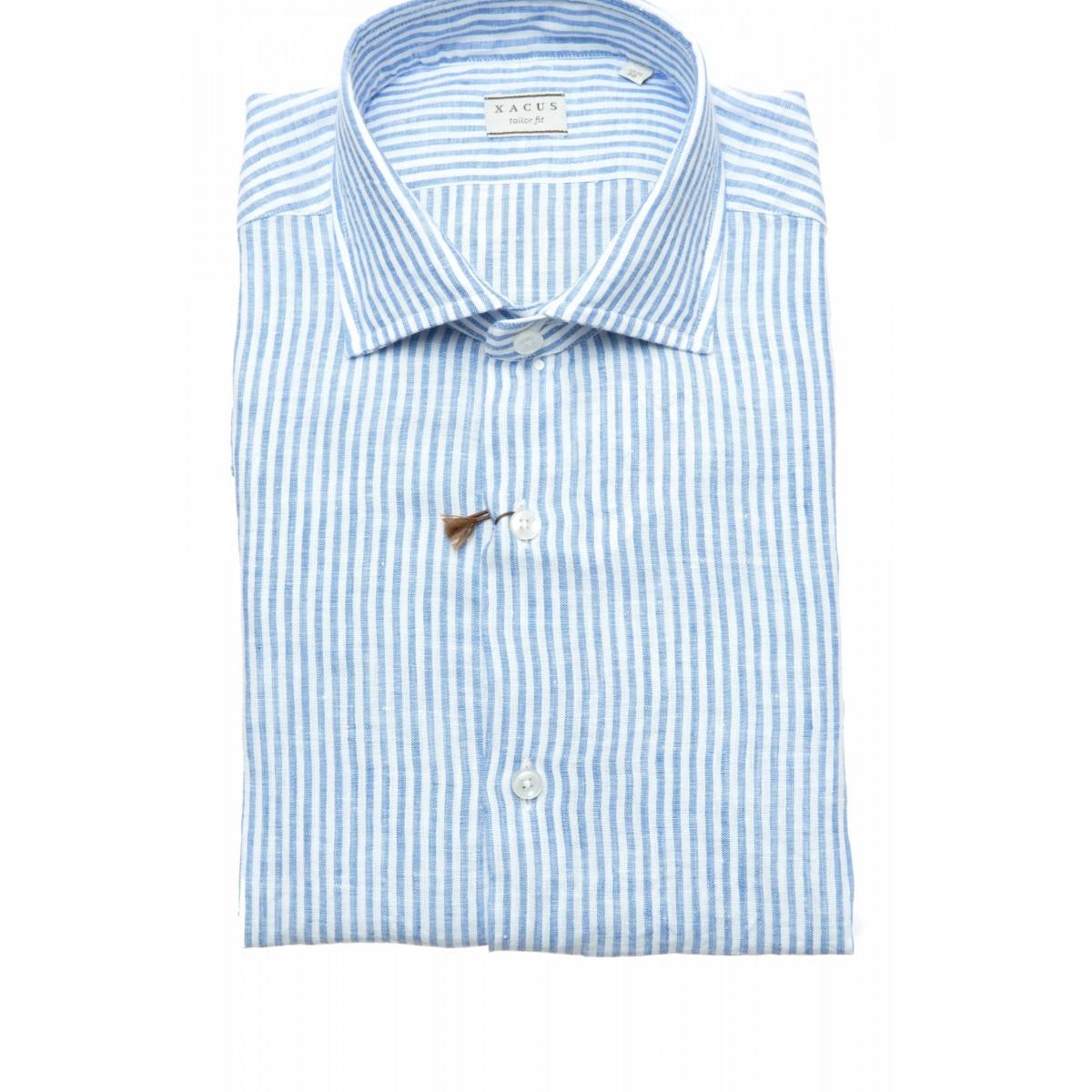 Camicia uomo - 748 41232 lino lavato