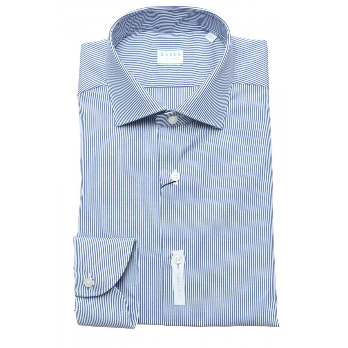 Camicia uomo - 558 11314 camicia no stiro popeline
