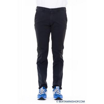 Pantalone 40 Weft Uomo - Lenny 6024 1600 - blu