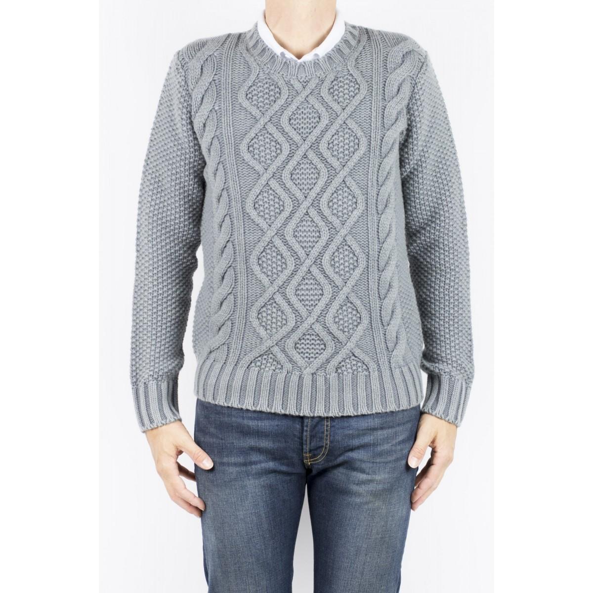 Knitwear Kangra Man - 7301/01