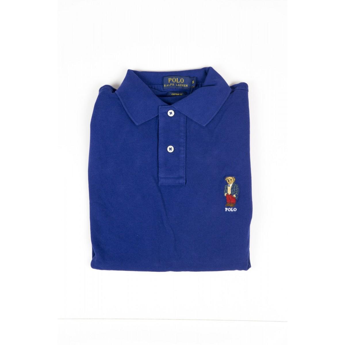 Polo Ralph Lauren Man- A12Kj646C8312 A497H - BLU