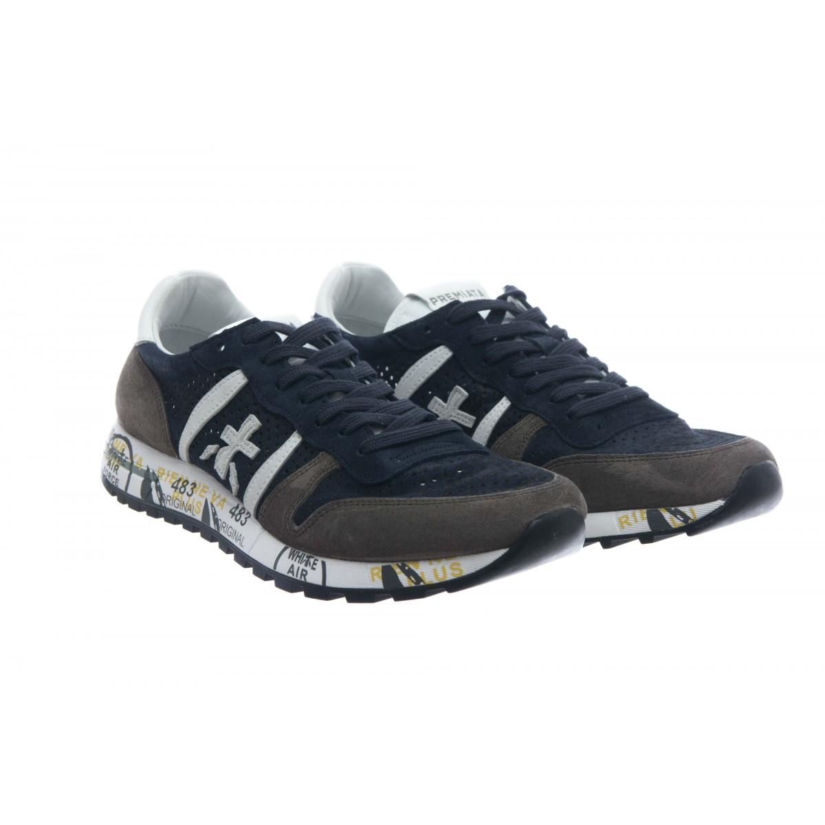 Scarpe - Eric 2118 sneakers uomo traforata