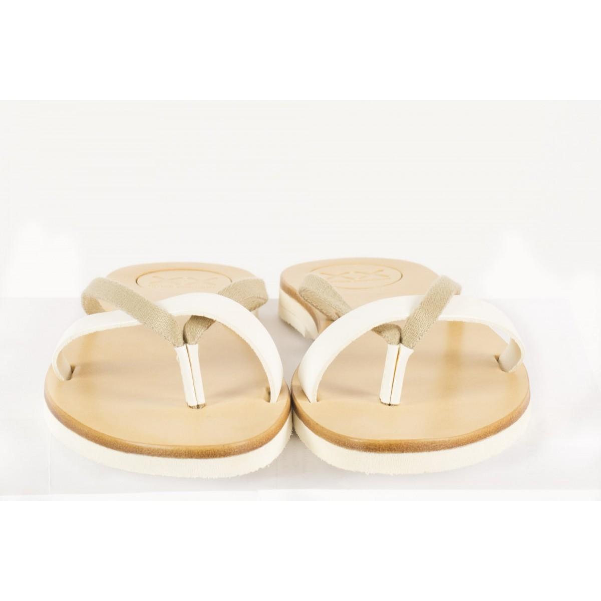 Sandalo Xx cross concept - S01 tutti frutti infradito donna White