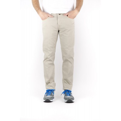 Jeans PT 01 Manner - C6P5K5 Jeans Bull Di Cotone 5 Tasche Slim